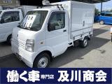 キャリイ 移動販売車 東プレ -5度冷凍車 AT 跳ね上げ式