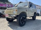 ジムニー XL 4WD 全塗装仕上げ!リフトアップ