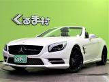 SLクラス SL350 ブルーエフィシェンシー AMGスポーツパッケージ 【HDDナビTV★黒革シ...