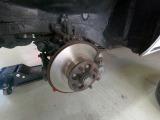 MGB  バッテリー新品交換後納車