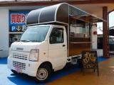 キャリイ KC エアコン パワステ ワンオーナー キッチンカー移動販売車