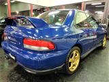 インプレッサWRX 2.0 WRX STI バージョンIII Vリミテッド 4WD 555台限定ベンチレータ...