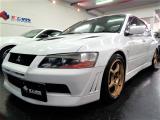ランサーエボリューション 2.0 GSR VII 4WD 車高調マフラーレイズAWエボ8MR仕様