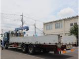 ビッグサム クレーン RC4段クレーン・積載13100・寝台付