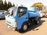 キャンター バキュームカー 3t積載 糞尿車モリタVBR430H
