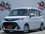 トヨタ タンク 1.0 X S スマアシFシートヒータ電動スライドETC