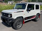 ジムニー XC 4WD 未使用車 スズキセーフティサポート