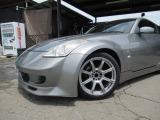 フェアレディZ 3.5 6速MT 車高調 エアロ アルミ