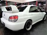 インプレッサ 2.0 WRX 4WD マフラー車高調エアクリナビTV18AW