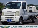 キャリイ KU エアコン パワステ 4WD 5速マニュアル