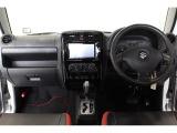 ジムニー クロスアドベンチャー 4WD 4速AT バックカメラ 社外ナビTV