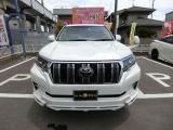 ランドクルーザープラド 2.8 TX ディーゼル 4WD ターボ M'sスピードエアロ&...