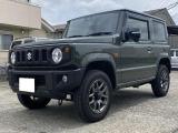 ジムニー XC 4WD メモリーナビ 地デジ バックカメラ