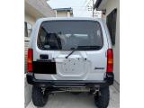 ジムニー XA 4WD リフトアップ 社外バンパー