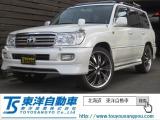 ランドクルーザー100 4.7 VXリミテッド Gセレクション 4WD サンルーフ・電動シート