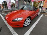 S2000  6MT 電動オープン 赤革シート
