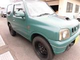 ジムニー XL 4WD 色替え!