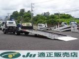 ダイナ セルフローダー 積載車 ユニック NEO5 ラジコン