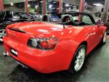 S2000 2.0 赤革インテリアマフラータワーバーHID