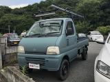 キャリイ  エアコン 5速MT 4WD リフトアップ