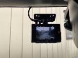 前後2カメラのドライブレコーダー装備