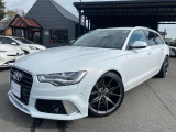 A6アバント 2.8 FSI クワトロ 4WD RS6仕様 MARVINローダウンキット NICHE