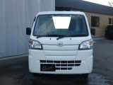 ハイゼットトラック スタンダード 4WD AT パワステ 3方開 ドアバイザー