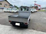 サンバートラック  エアコン パワステ 4WD 荷台マット