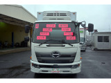 レンジャー 冷蔵冷凍車 4トン 標準幅 寝台 冷蔵冷凍車 格納