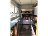 アトラス  キッチンカー 移動販売車 ピザ窯 冷蔵庫