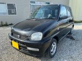 プレオ A 4WD MTミッション★社外タコメーター★
