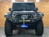 ジープ・ラングラー サハラ 4WD リフトアップ ウィンチ ヒッチ LED化