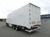 プロフィア  4軸冷凍冷蔵車