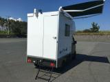スクラムトラック KC エアコン・パワステ AT キャンピングカー 移動オフィス