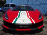 488ピスタ F1 DCT Piloti Ferrari 未登録車‼