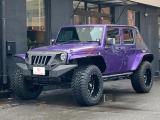 ジープ・ラングラーアンリミテッド バックカントリーエディション 4WD 20インチTISオ...