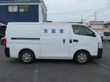 NV350キャラバン 2.0 中温冷凍バン DX ロング DENSO社製 冷蔵車 バックモニター付