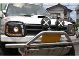 ヘッドライトは、社外ランプに変更・社外フォグランプ付 動作確認