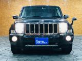 ジープ・コマンダー 4.7 リミテッド 4WD ワンオーナー サンルーフ 後席モニター