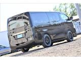 NV350キャラバン 2.5 プレミアムGX ロング ディーゼル 4WD ローダウン インナーブラ...