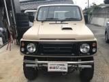 ジムニー ワイルドウインド 4WD リフトアップ 全塗装