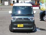 スペーシア ハイブリッド(HYBRID)  X 4WD 両側電動スライド・シートヒーター・4WD