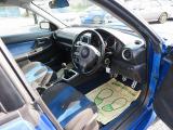 インプレッサWRX 2.0 WRX STI 4WD 純正6速MTナビフルセグTV後席モニター