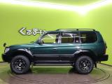 ランドクルーザープラド 3.0 TX ディーゼル 4WD 【ワンオーナー☆17AW】