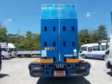 スーパーグレート  12.3トン重機運搬3ペダル2名乗ベッド