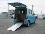 N-BOX+ G Lパッケージ 4WD 【2年保証 福祉車両 スローパータイプ】