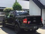エクスプローラースポーツトラック XLT 4WD 本革HDD地デジETC デイトナ16AW