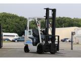 ユニキャリア エンジンタイプ フォークリフト フォークリフト 1.5トン G MTFP