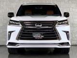 LX570 ブラック シークエンス 4WD 新品モデリスタエアロ&マフラー/マクレビ