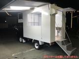 ボンゴトラック  キッチンカー 加工車 予備検査付